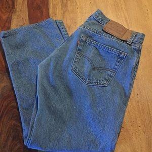 Vintage style high waist Levi's 501 size 33x30